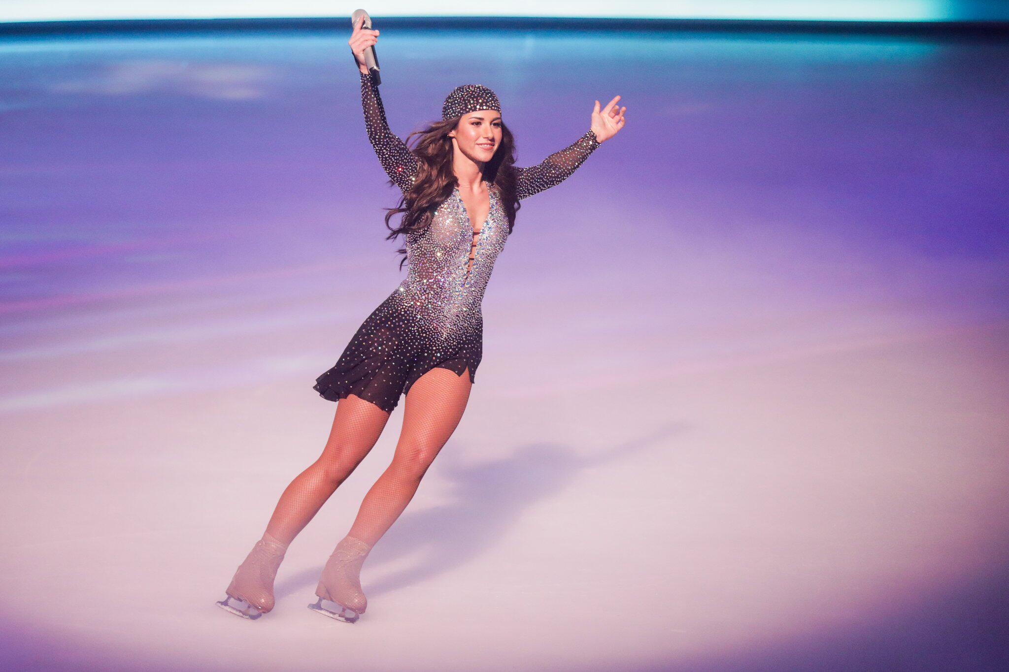 "Bild zu SAT.1-Show ""Dancing on Ice"""