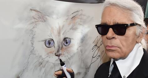 Karl Lagerfeld died