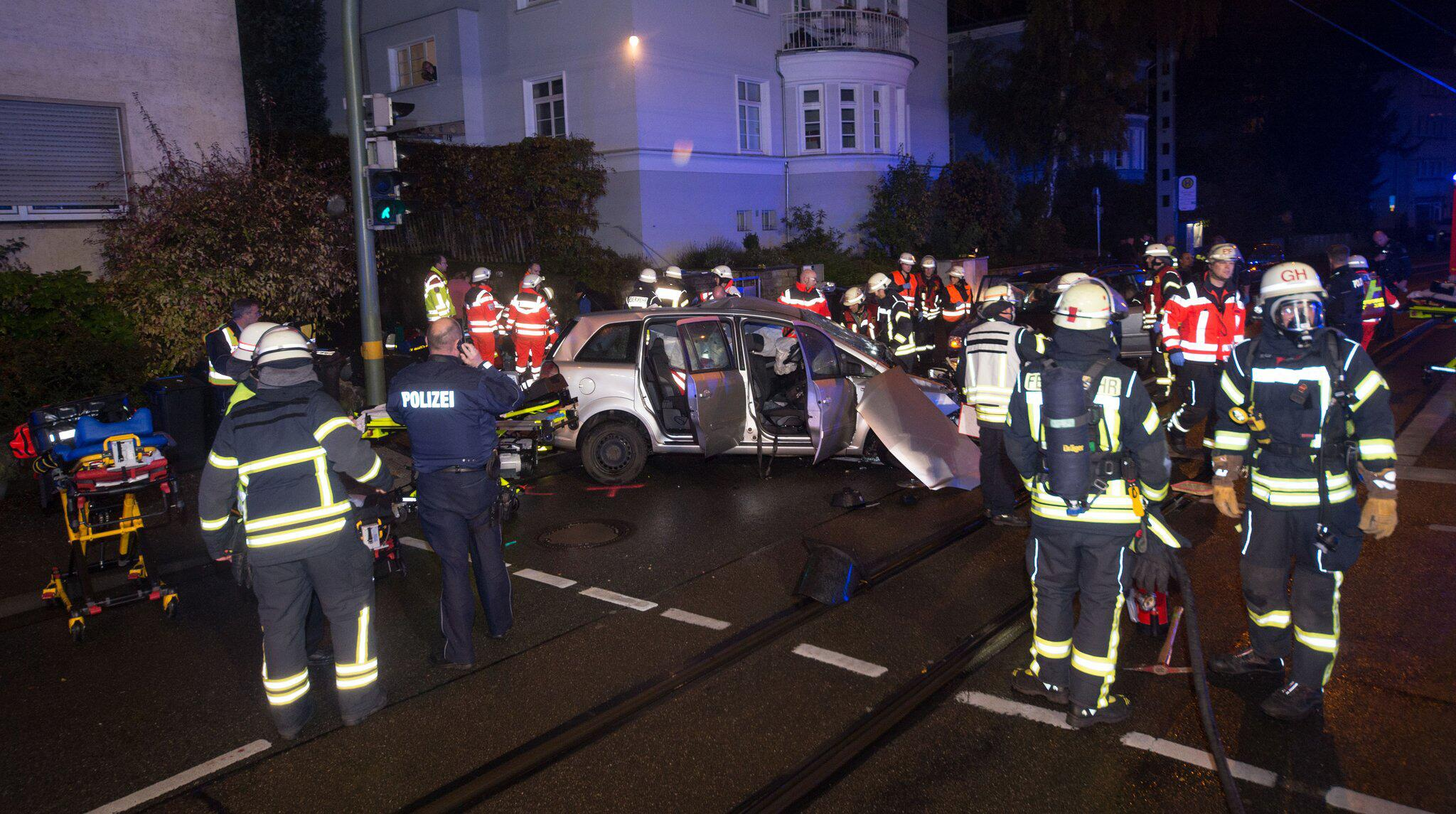 Bild zu Unfall in Bielefeld