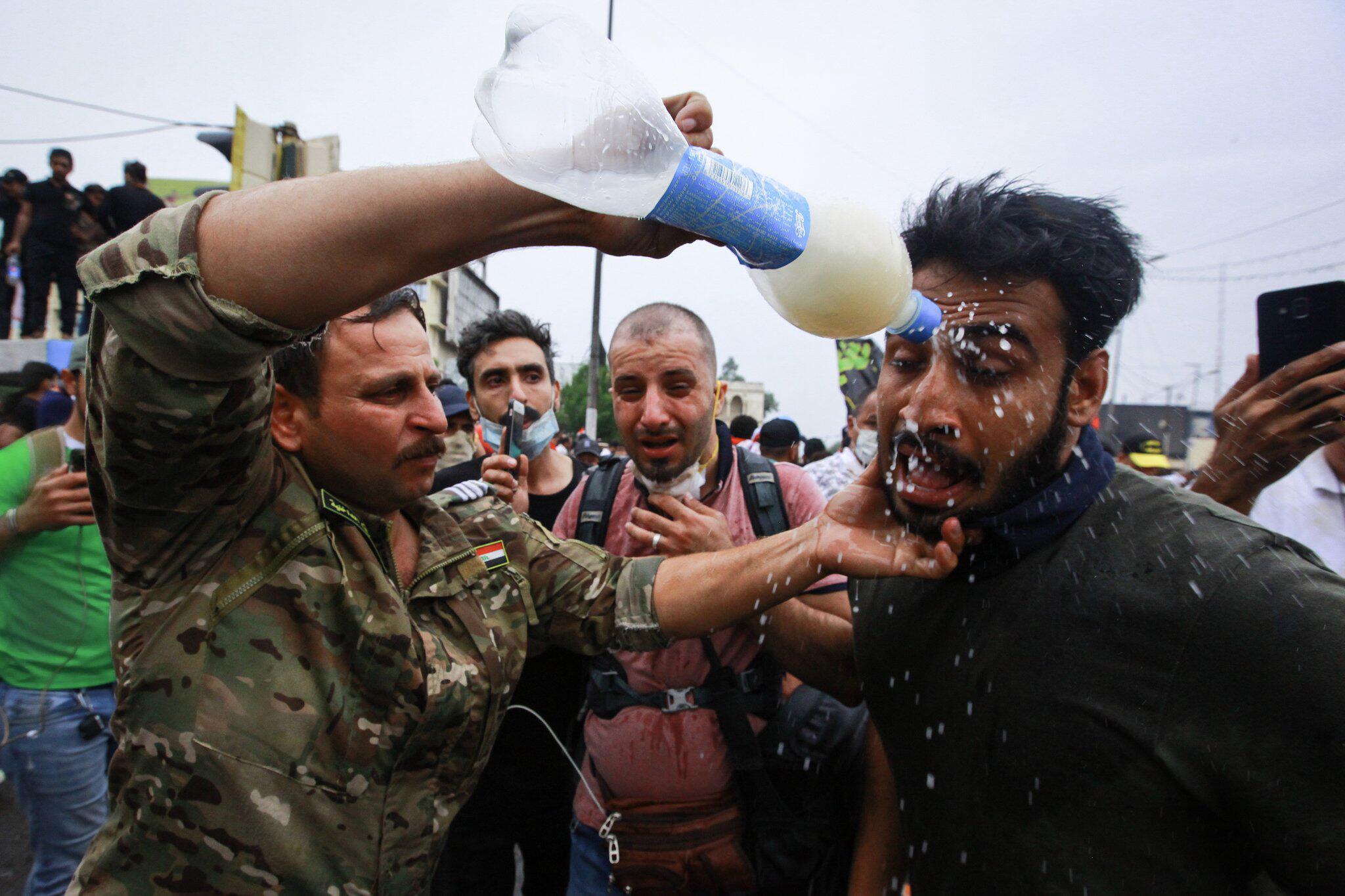 Bild zu Proteste im Irak