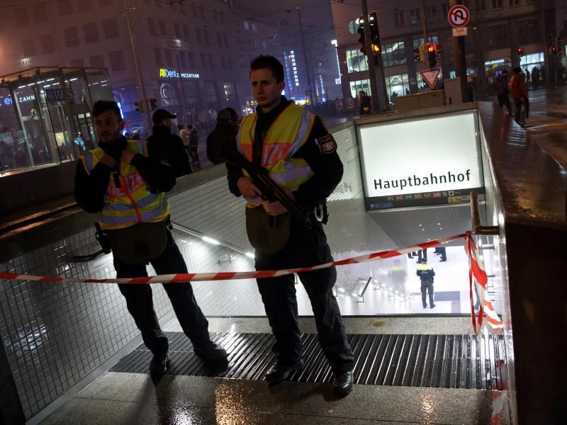 Bild zu Terroralarm in München
