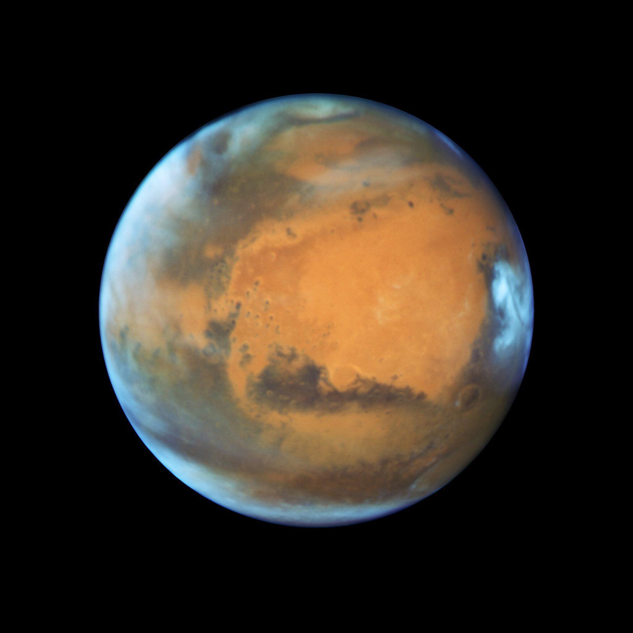 Bild zu Planet Mars