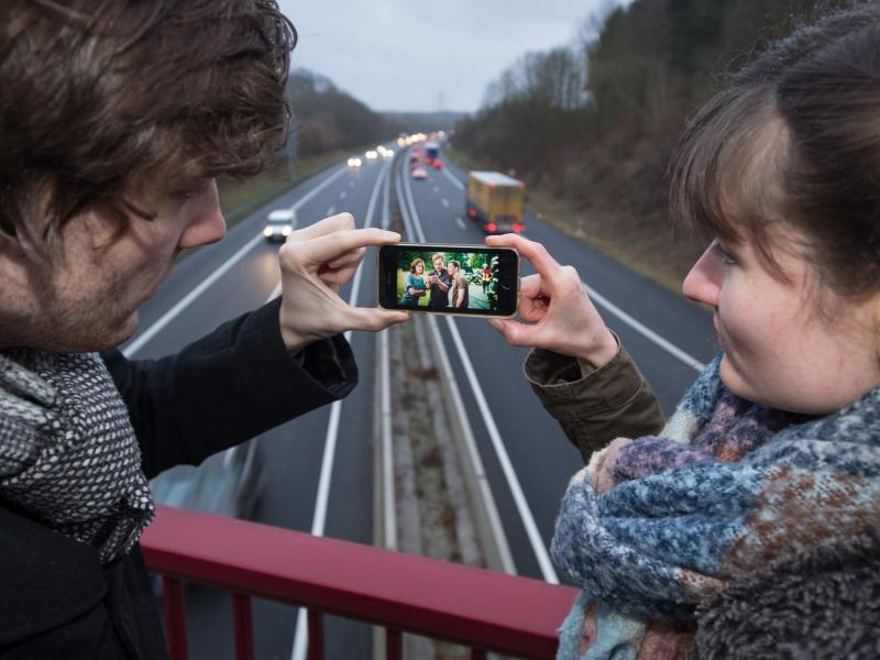 Bild zu Video «Schaulustige – Sei kein Gaffer»