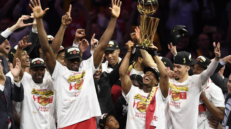 NBA Finale Toronto - Oakland