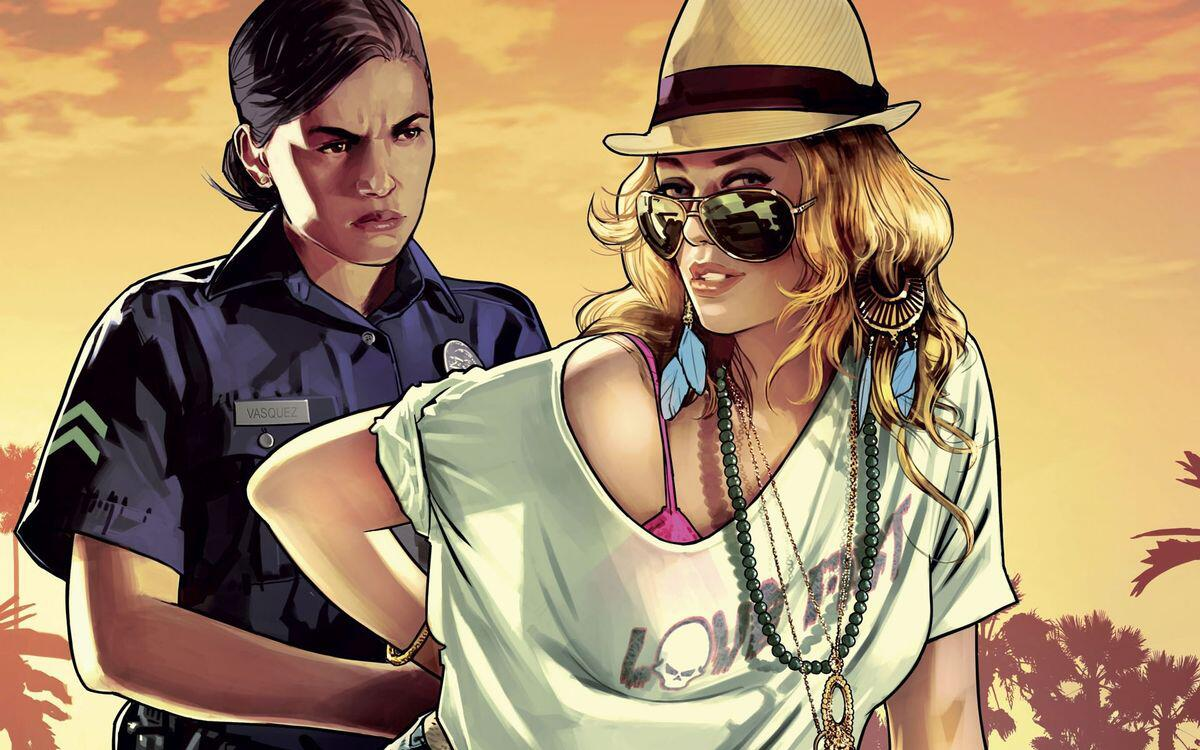 Bild zu GTA, GTA 5, Verbot, Gesetzesvorlage, Autodiebstähle, Chicago, Carjacking, Game, PC, PS5, PS4