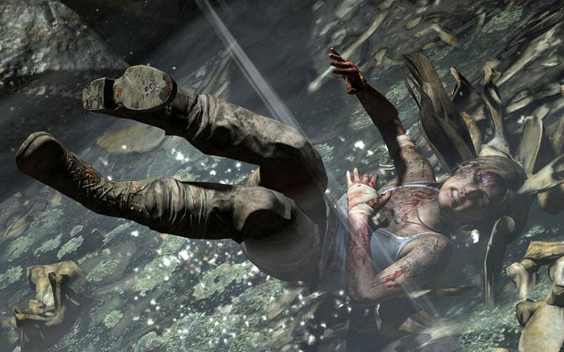 Bild zu Lara Croft ganz persönlich