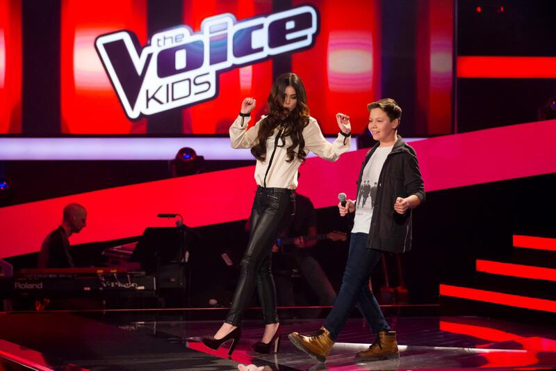 "Bild zu ""The Voice Kids"": Lena Meyer-Landrut tanzt"