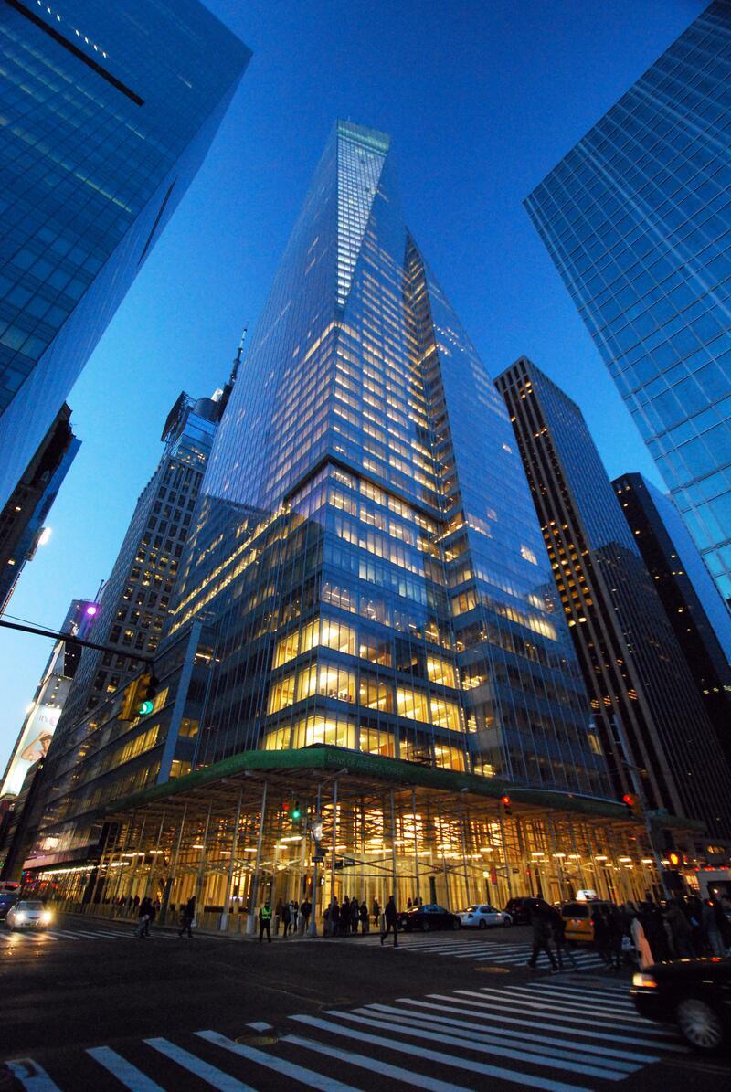 Bild zu Bank of America Tower
