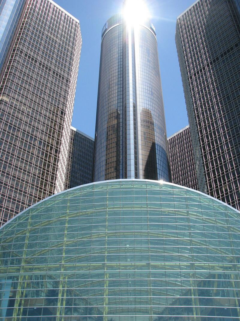 Bild zu General Motors Renaissance Center