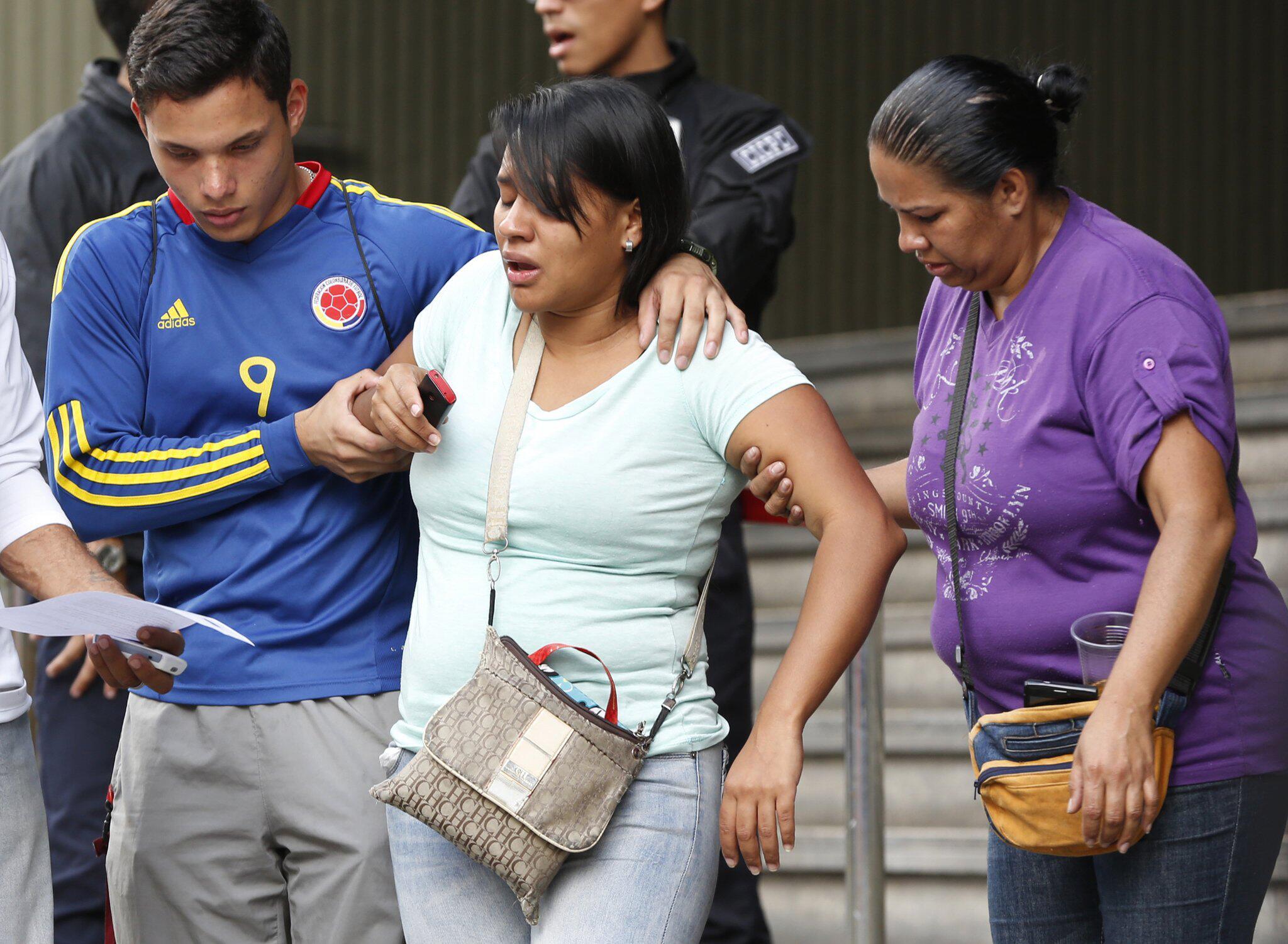 Bild zu Tote nach Explosion einer Tränengasgranate in Venezuela