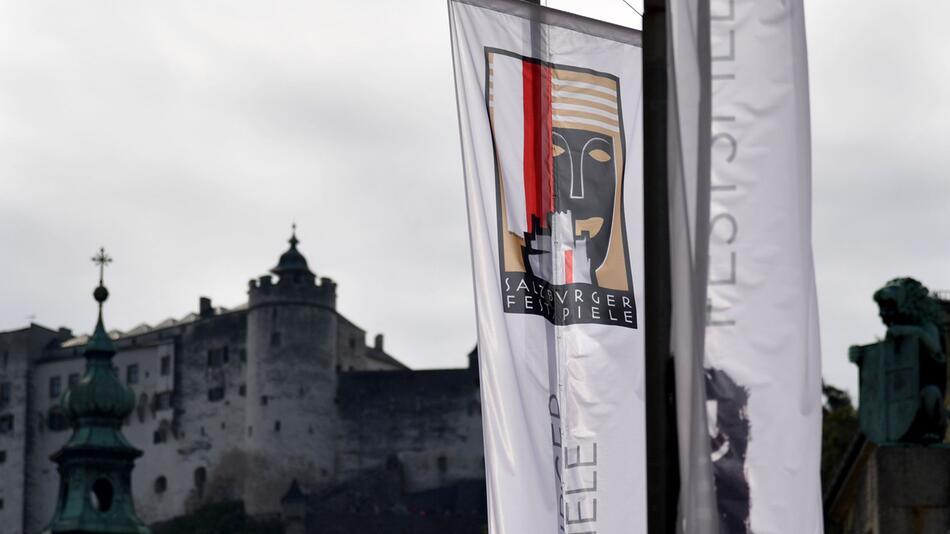 Vor den Salzburger Festspielen