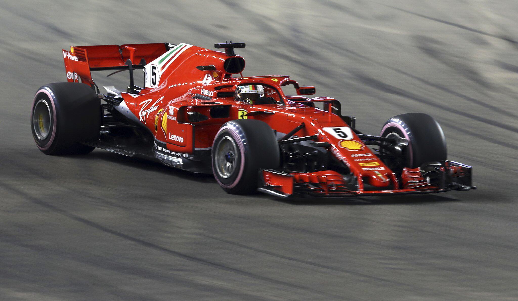 Bild zu Formel 1 - Großer Preis von Singapur