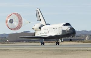 Ende Space Shuttle