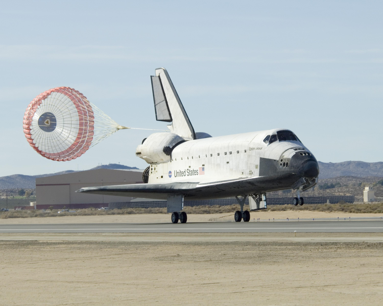 Bild zu Ende Space Shuttle