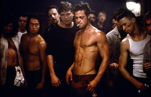 Brad Pitt (Fight Club)