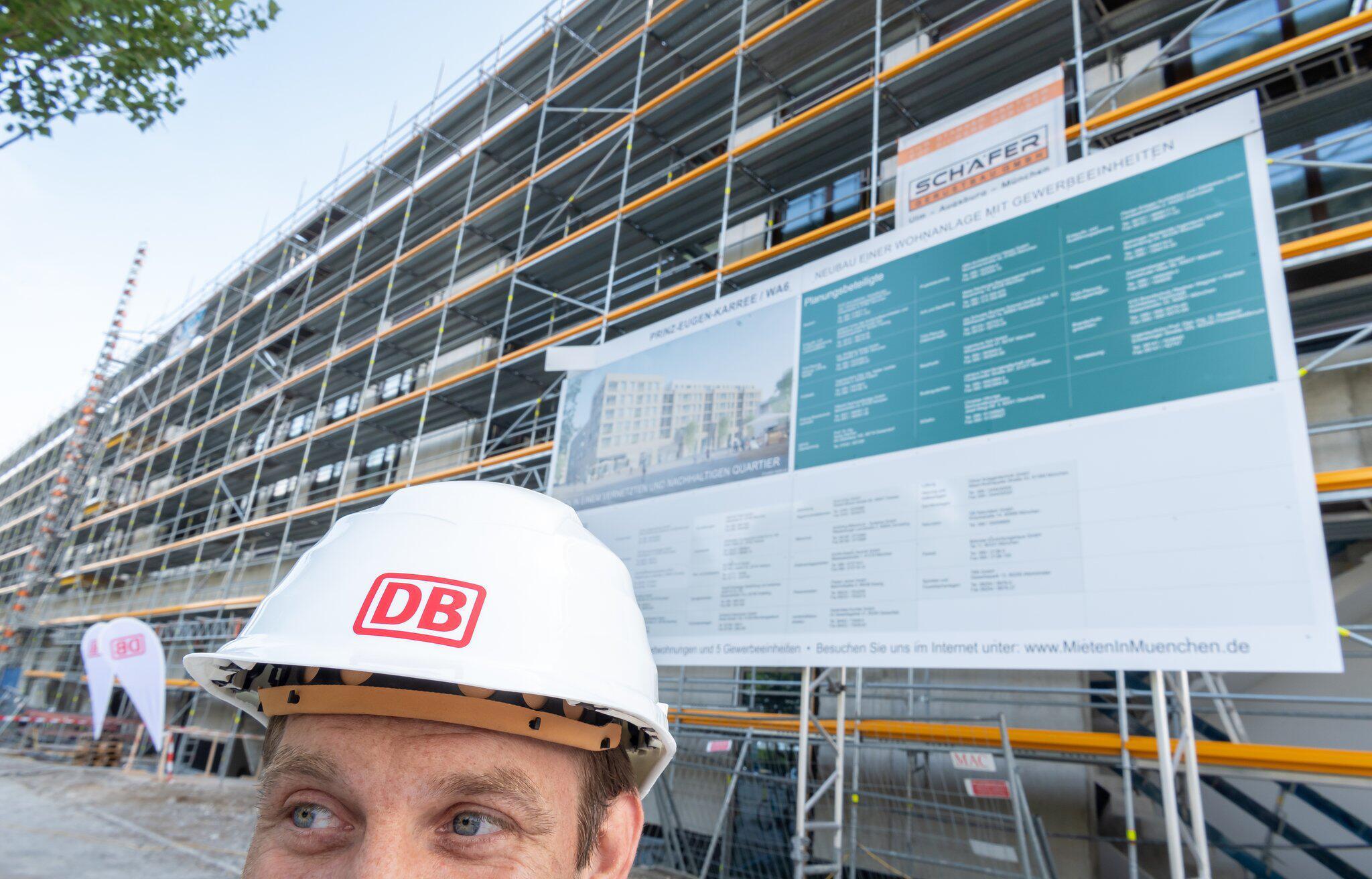 Bild zu Deutsche Bahn will Mitarbeitern günstige Wohnungen bieten