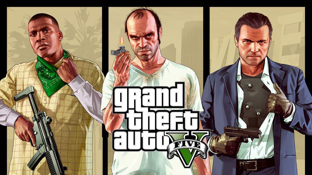 Bild zu GTA, GTA 5, Rockstar, Games, PS4, PS5, PC, Xbox One, Series X, Series S, Gangster, Next-Gen, Update