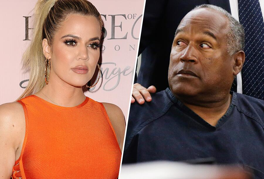 Bild zu Ist O.J. Simpson Khloé Kardashians leiblicher Vater?