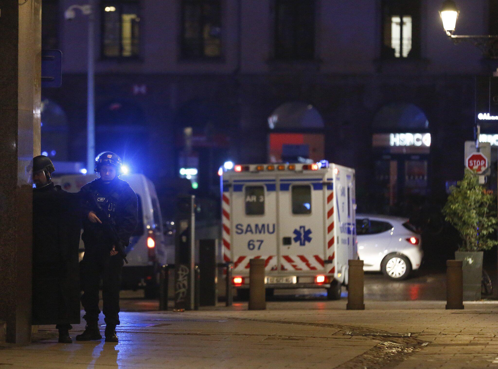 Bild zu Terror, Straßburg, Weihnachtsmarkt
