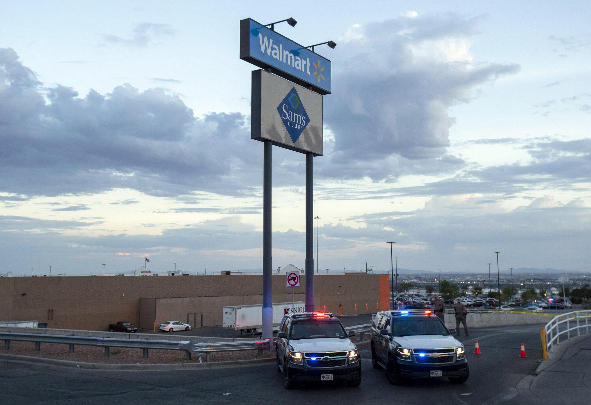 Bild zu Tote bei Schüssen in Supermarkt in Texas
