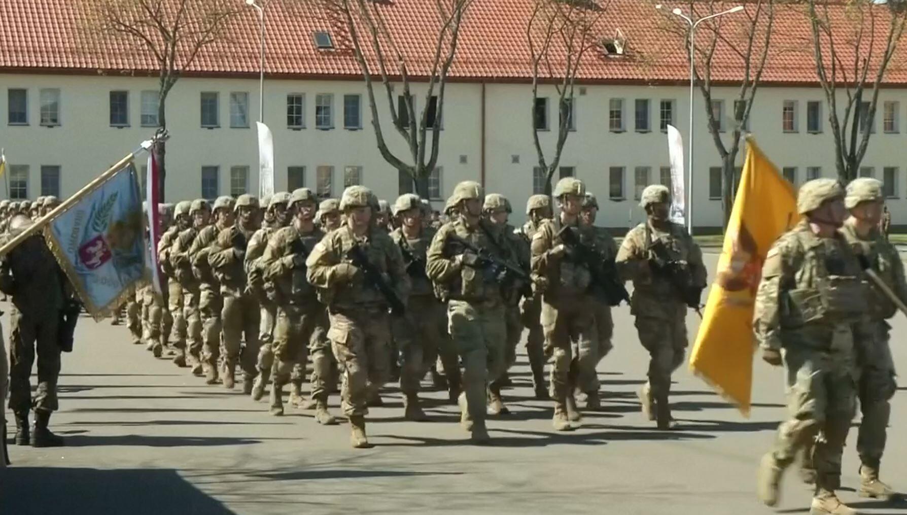 Bild zu US-Militär in Deutschland