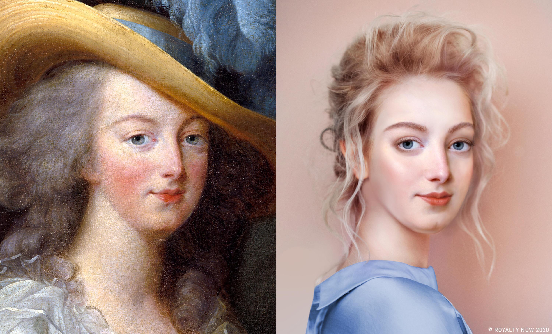 Bild zu Marie Antoinette