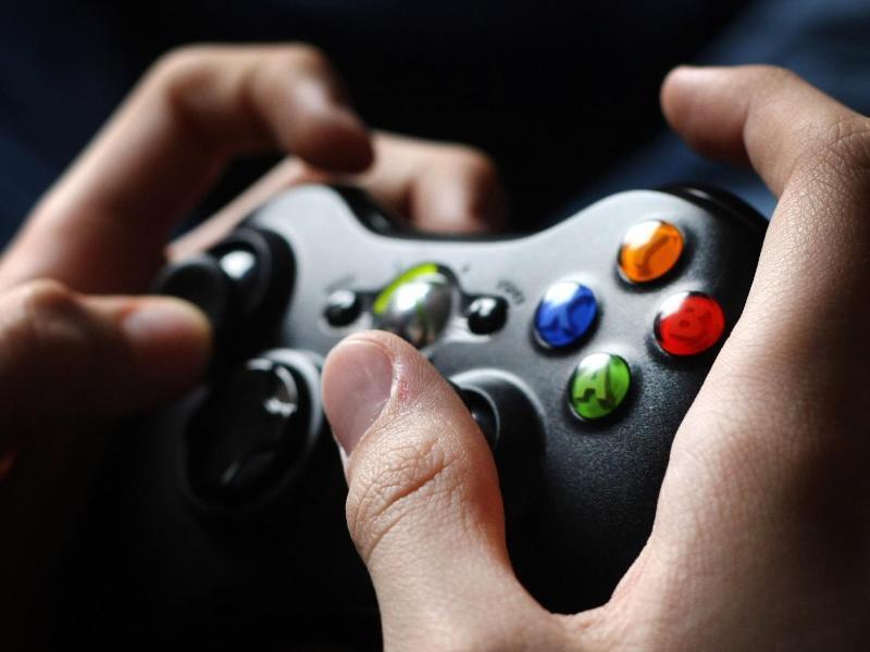 Bild zu Xbox-Controller