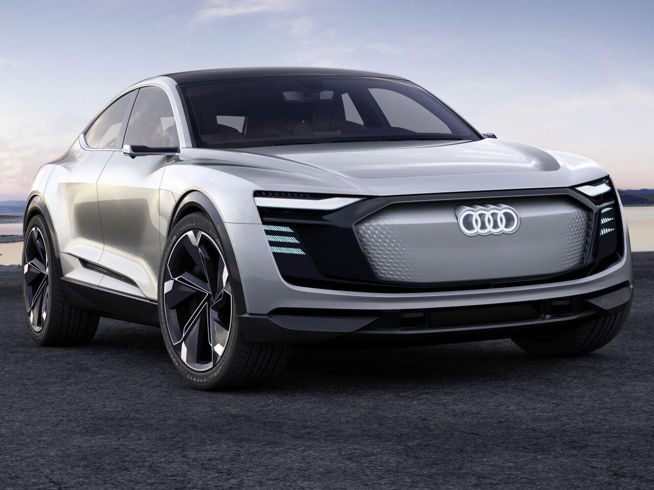 Bild zu Audi E-Tron Sportback