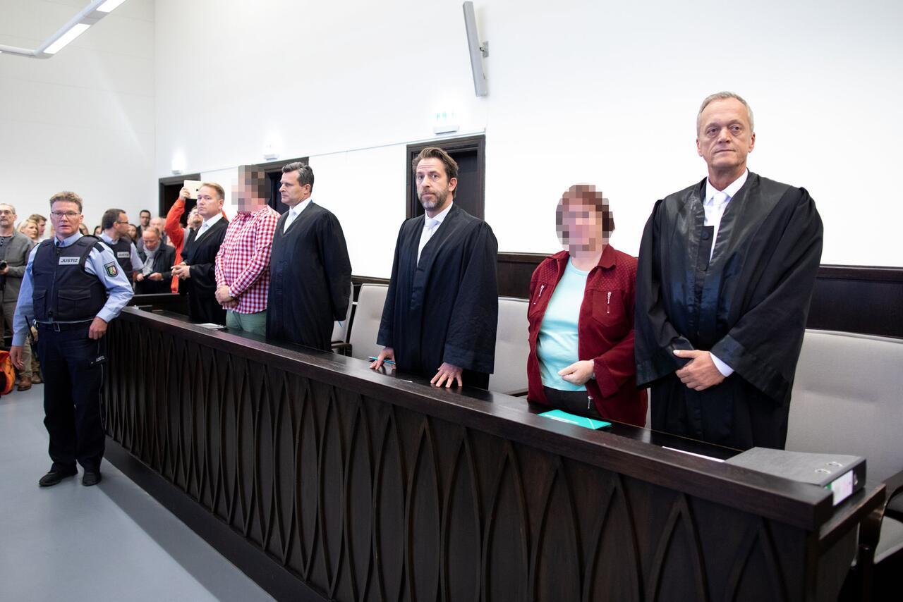 Bild zu Höxter Murder Trial - Verdict Expected