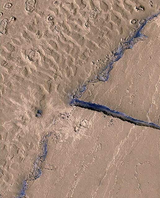 Bild zu Bilder vom Mars