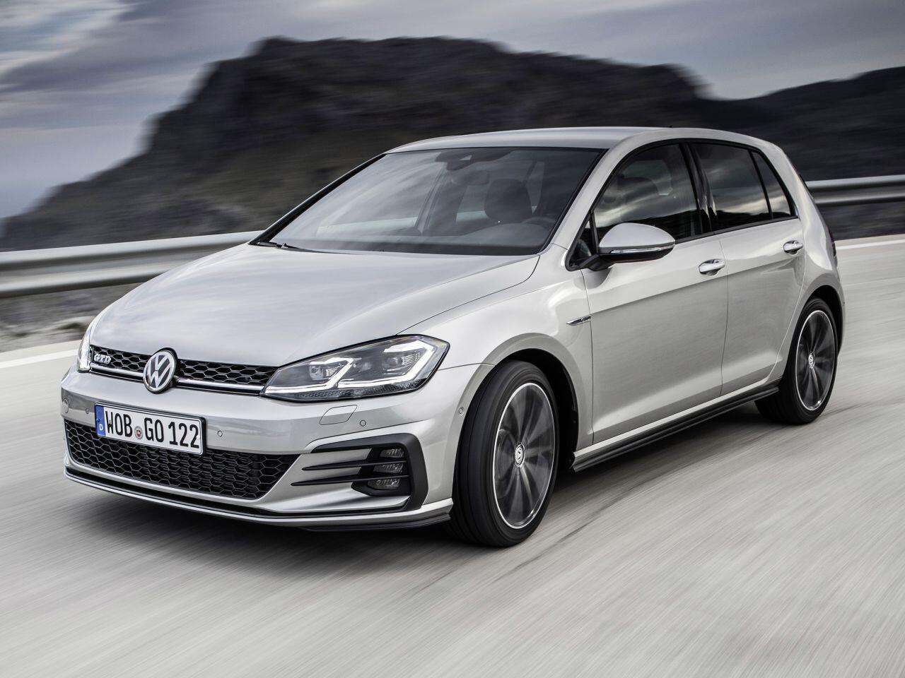 Bild zu Kompaktklasse: VW Golf