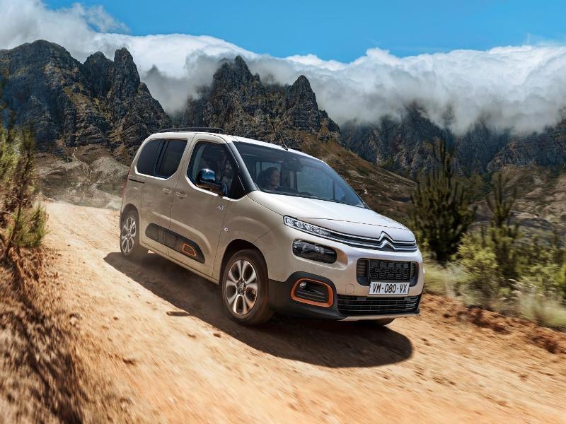 Bild zu Neuer Citroën Berlingo