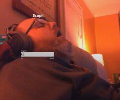 Jesse D., Streamer, Gamer, Videospiele, Schlaf, Zuschauer