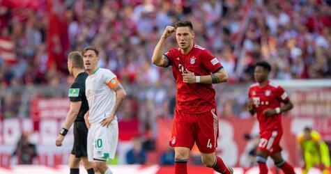 FC Bayern Munich - Werder Bremen