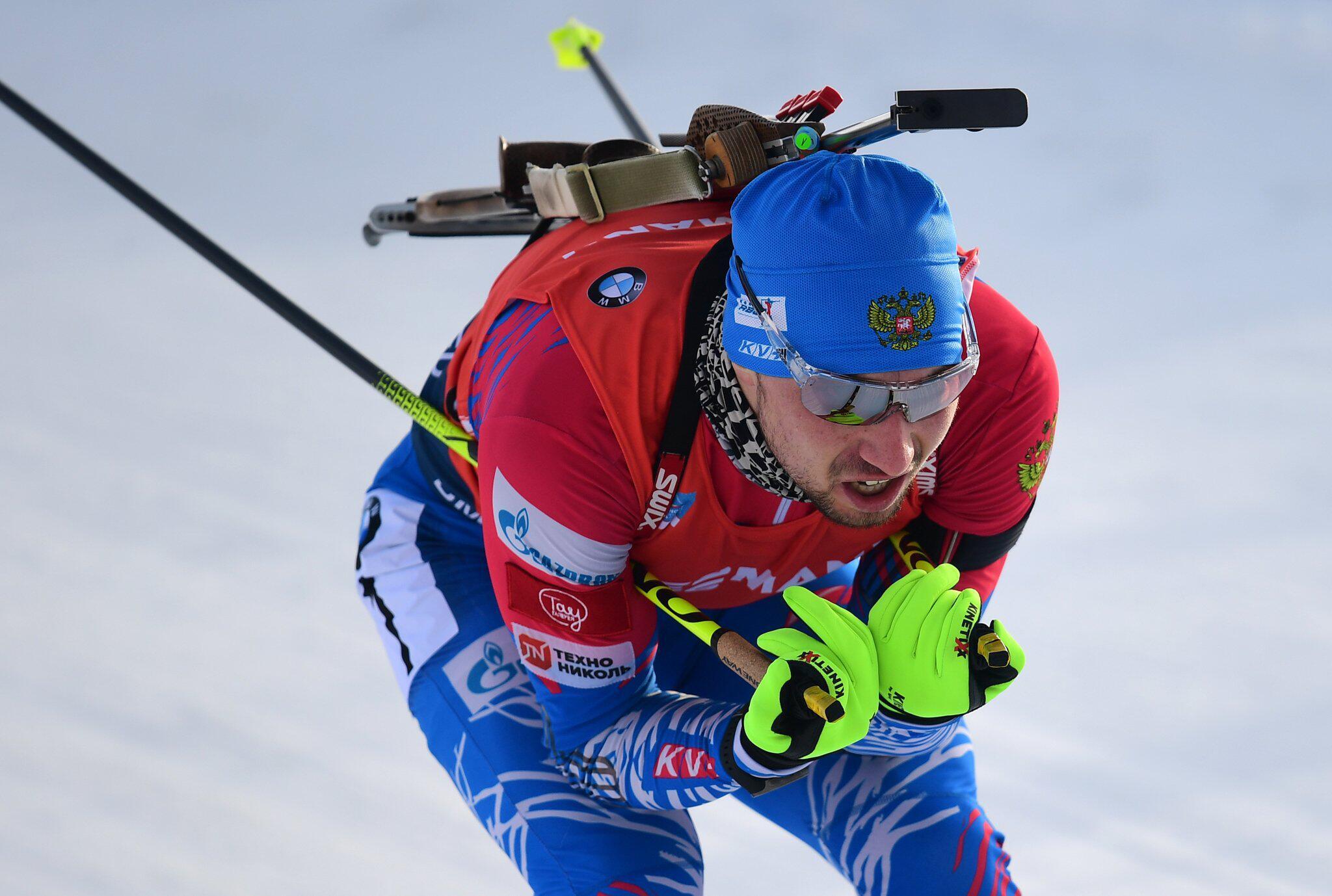 Bild zu Biathlon WM Antholz