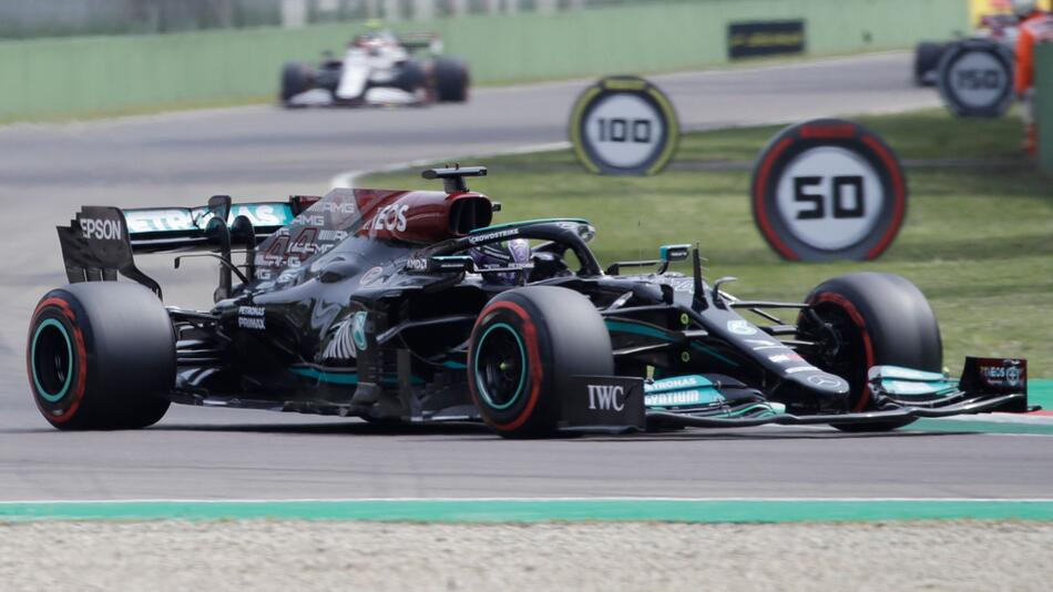 Formel 1 - GP Emilia-Romagna