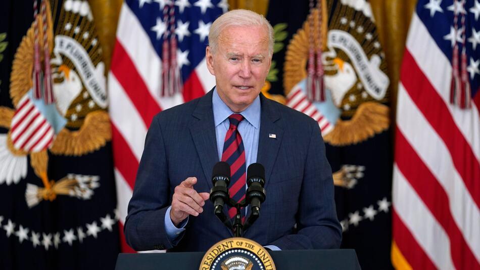 US-Präsident Biden