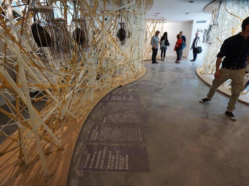 Bild zu Architektur-Biennale in Venedig