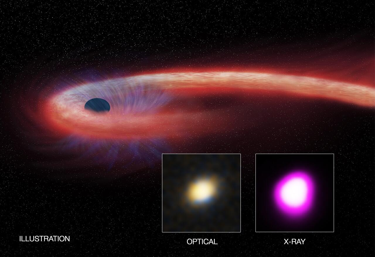 Bild zu Sternzerriss