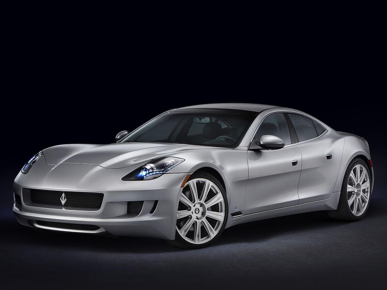 """Bild zu """"Destino"""": Fisker Karma mit Corvette-Antrieb"""