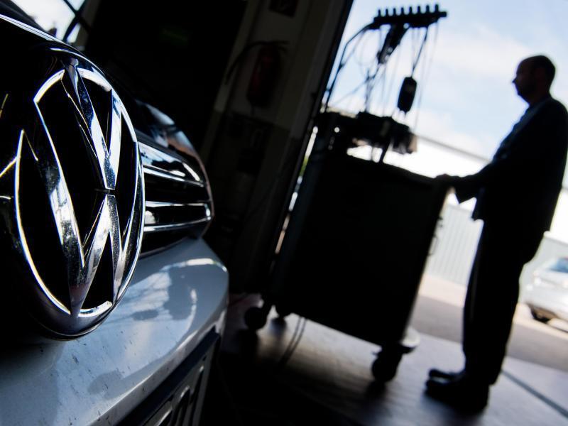 Bild zu Zurückgerufener VW-Diesel