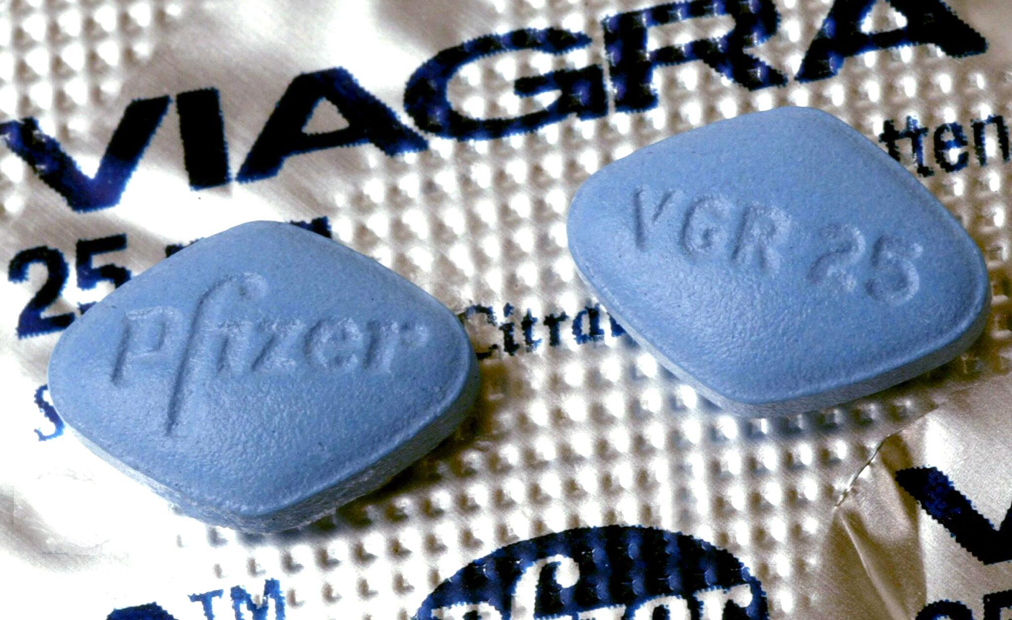 Bild zu Viagra