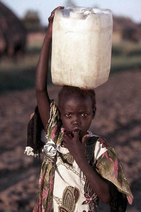 Bild zu Kind im Sudan