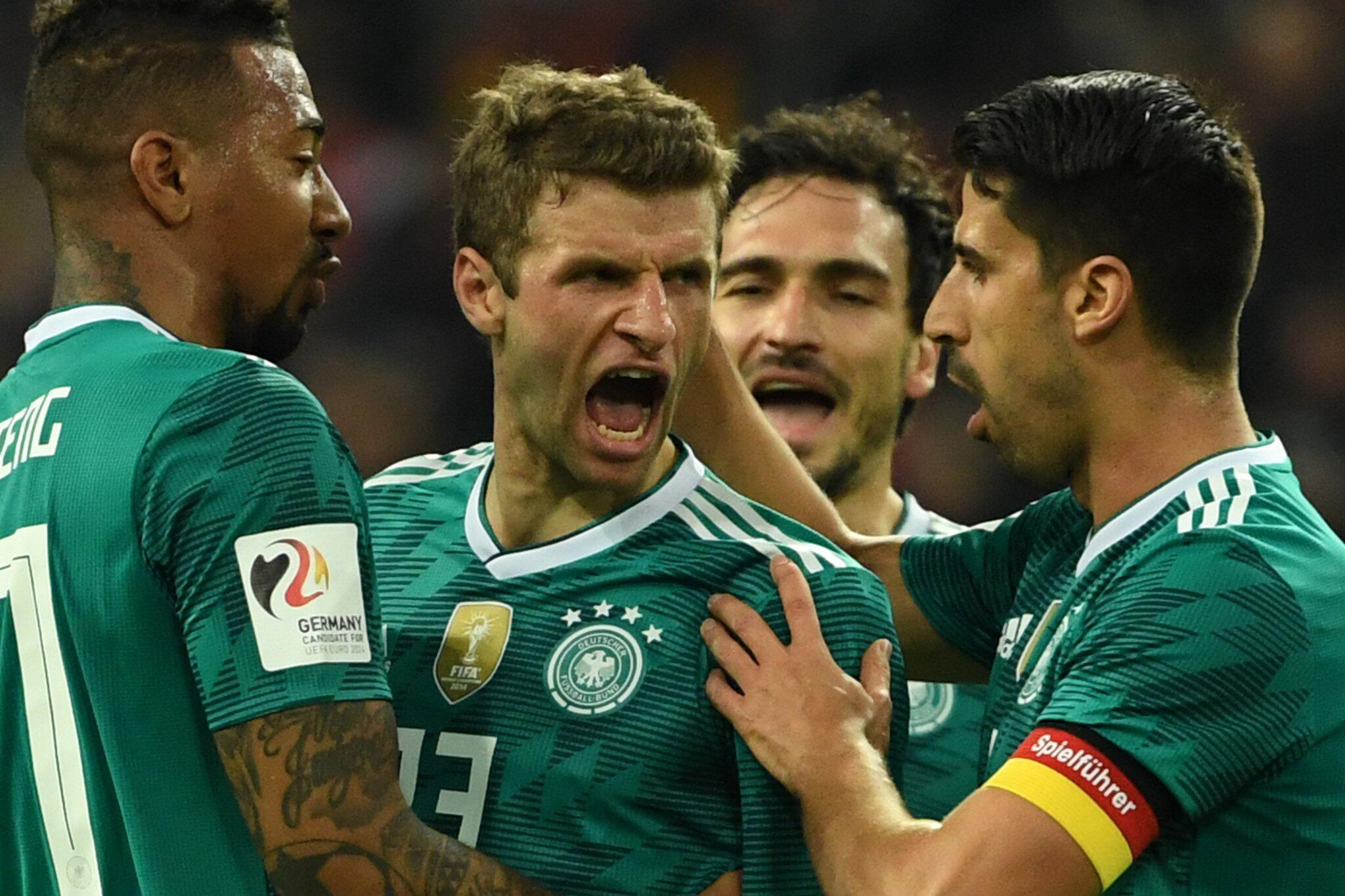 Bild zu Deutschland - Spanien