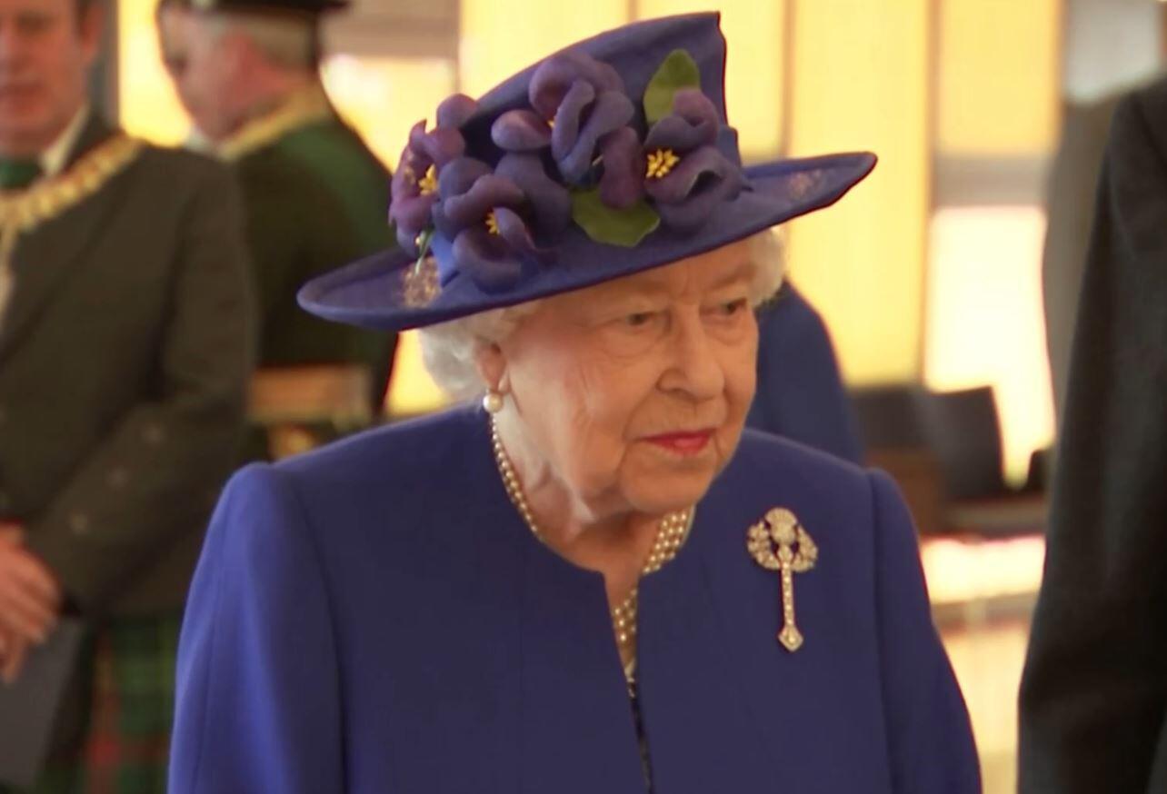 Bild zu Queen Elisabeth II