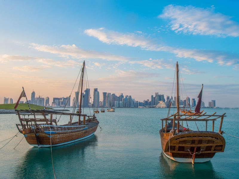 Bild zu Emirat Katar