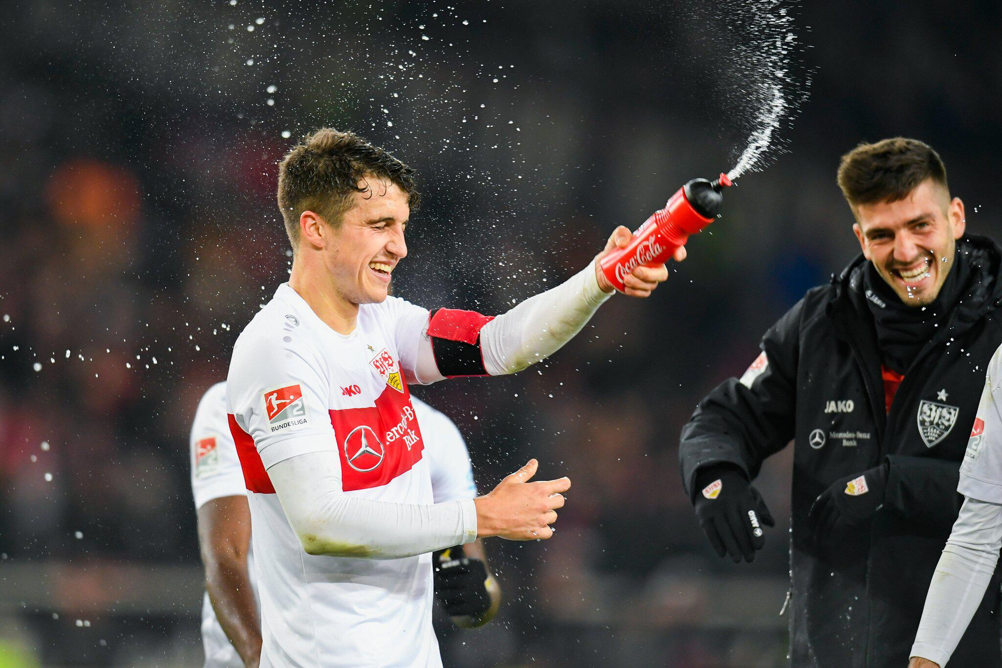 Bild zu VfB Stuttgart - 1. FC Heidenheim