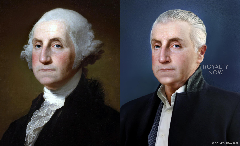 Bild zu George Washington