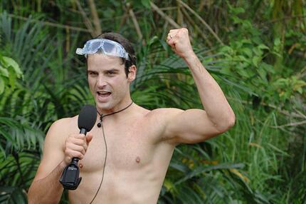 Patrick Nuo im Dschungelcamp
