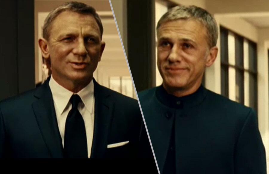"""Bild zu """"James Bond"""" """"Spectre"""" neuer Trailer"""